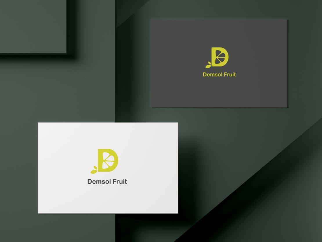 Demsol fruit logo