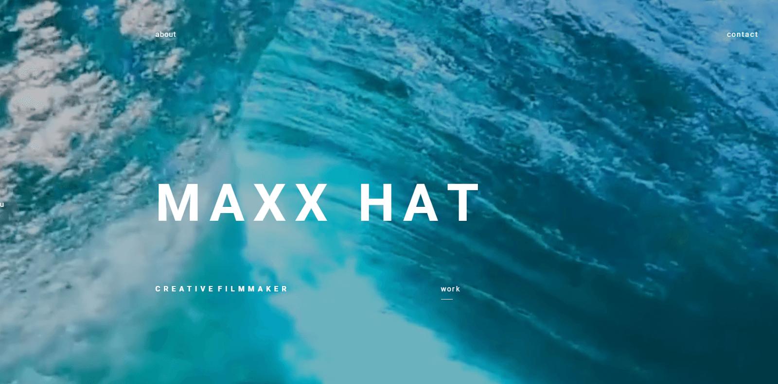 maxx hat Site